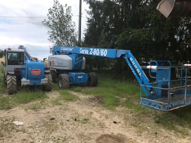 location machines en Corrèze   SAS Sodalem
